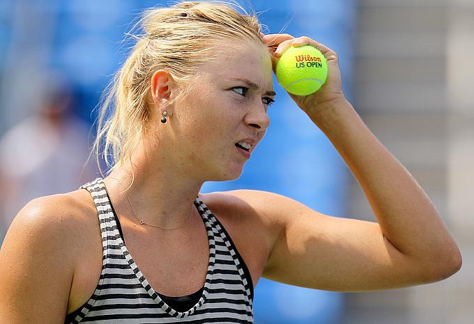 US Open-2012. Мария Шарапова