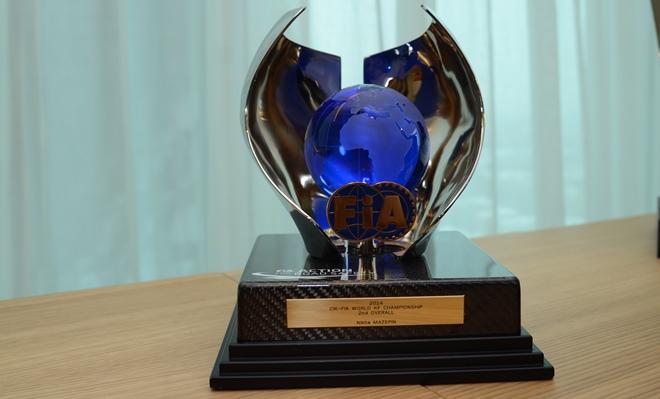 Вице-чемпионский кубок Никиты Мазепина