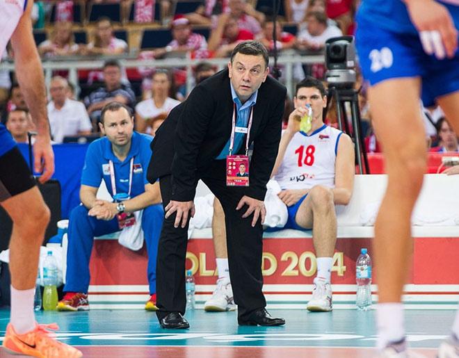 Игор Колакович – главный тренер сборной Сербии