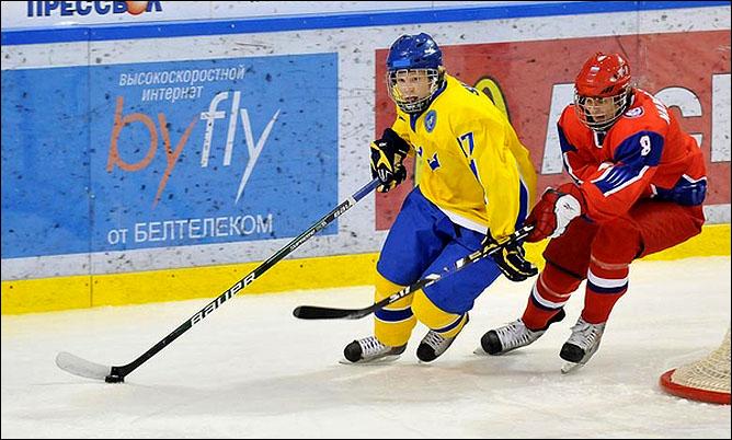 21.04.2010. Чемпионат мира U-18. Россия - Швеция - 1:3. Фото 07.