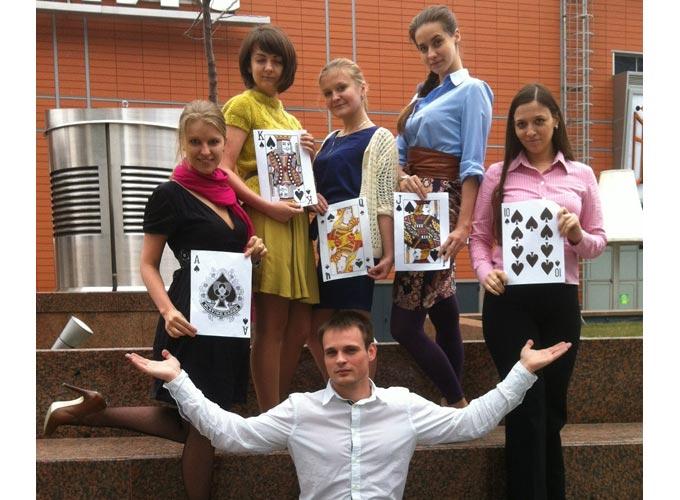 Конкурсная работа Максима Носикова