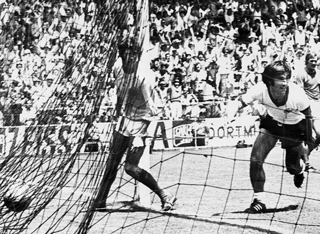 ФРГ — Англия — 3:2. ЧМ-1970. Четвертьфинал