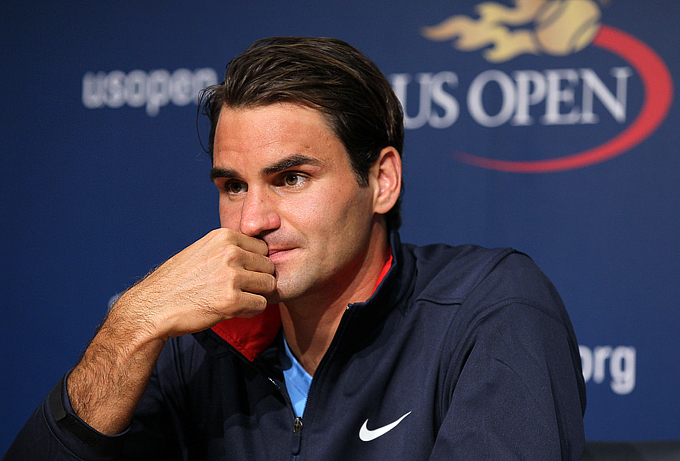 US Open-2012. Роджер Федерер
