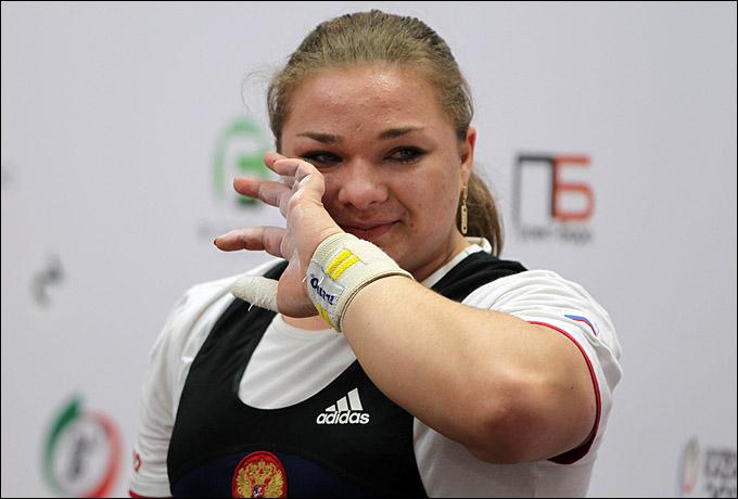 Татьяна Каширина в последнее время никому не проигрывает
