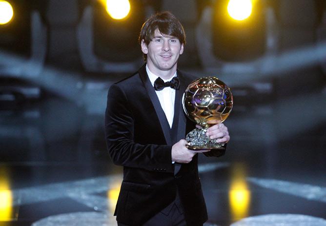 Лучший футболист планеты Лионель Месси