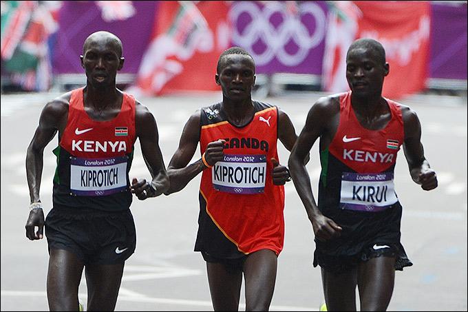 Кипротич преуспел в марафоне