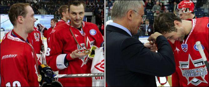 Вспомним былое: Матч звезд КХЛ-2010.