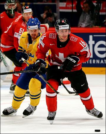 Вспоминая чемпионат мира. Финал. Швейцария — Швеция