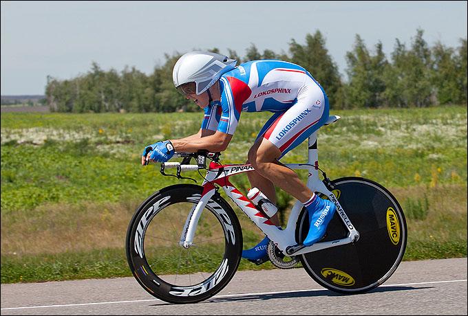 Серебряный призёр чемпионата России Дмитрий Соколов