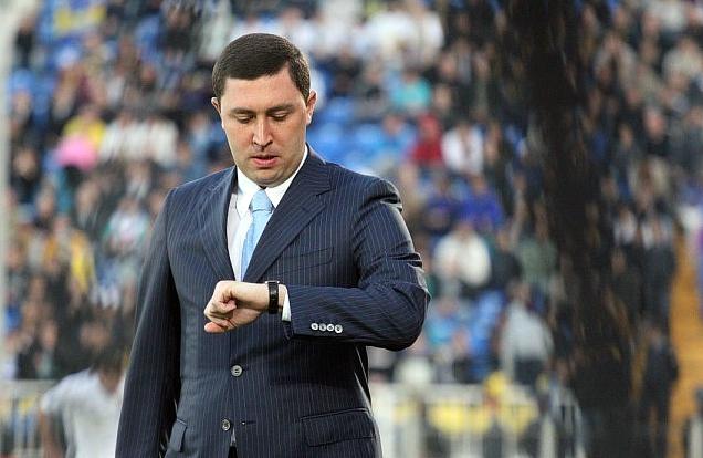 Газзаев-младший: пришло моё время!