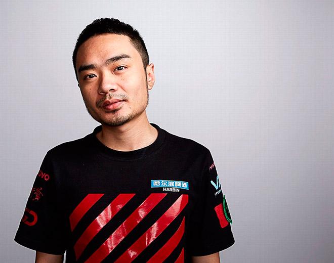 Жан «xiao8» Нинг (LGD Gaming)