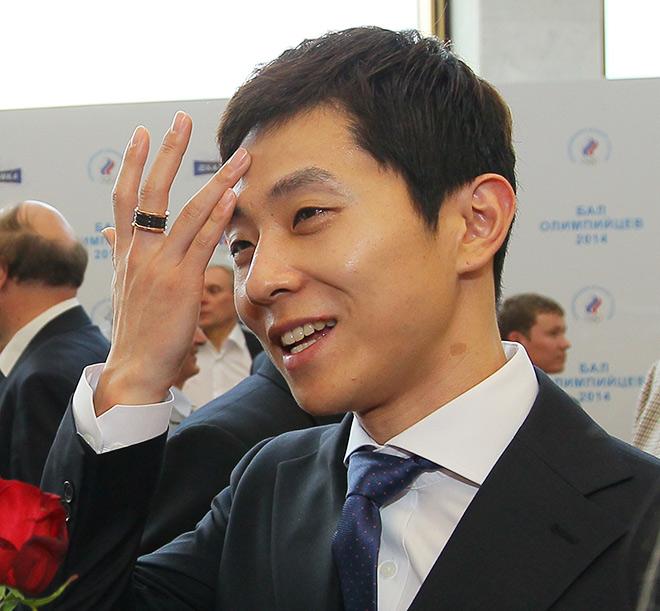 Виктор Ан — шестикратный олимпийский чемпион