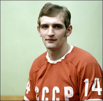 Молодой и подающий надежды Виктор Жлуктов