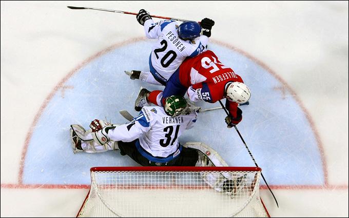 Норвегия против Финляндии