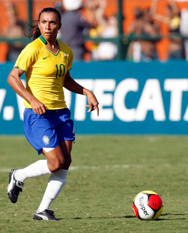 Марта Виейра да Силва