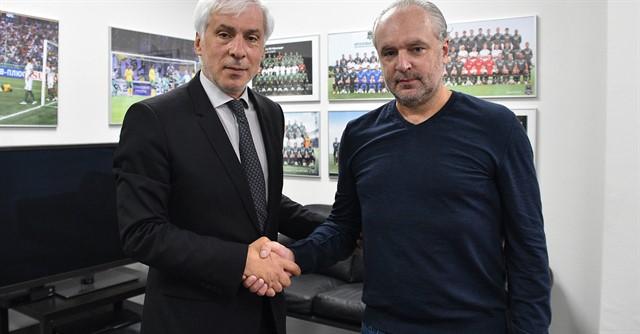 Шалимов официально стал главным тренером «Краснодара»