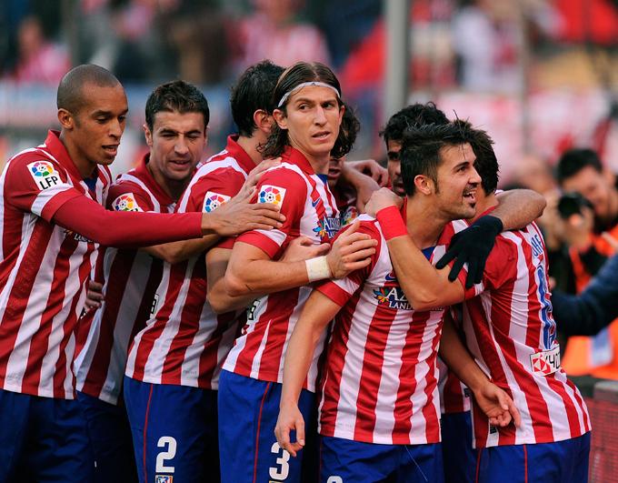 """""""Атлетико"""" на данный момент – одна из сильнейших по игре команд Европы и, пожалуй, лучшая в Испании"""