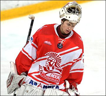 Александр Трушков cтал главной сенсацией финала Кубка Харламова
