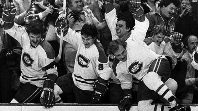 """Фрагменты сезона. 21 мая 1979 года. Финальная сирена. Кубок Стэнли снова у """"Монреаля""""."""