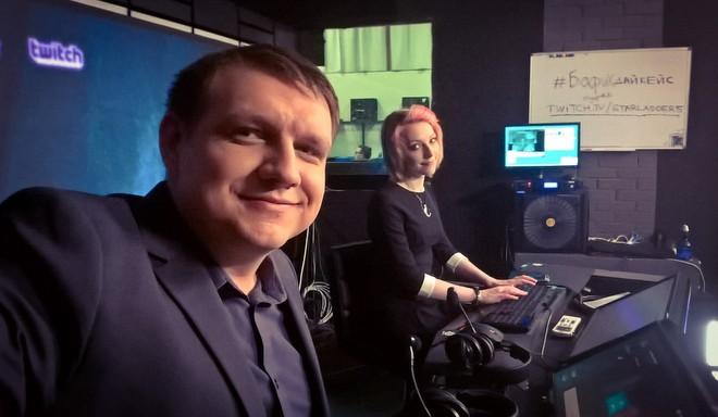 Дарья «Autodestruction» Медведева — комментатор студии SLTV