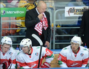 Фёдор Канарейкин против прямого конкурента за попадание в плей-офф