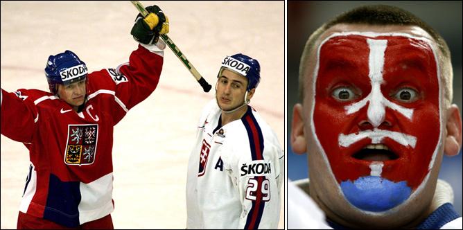 Хоккей. История чемпионатов мира. ЧМ-1994. Фото 01.