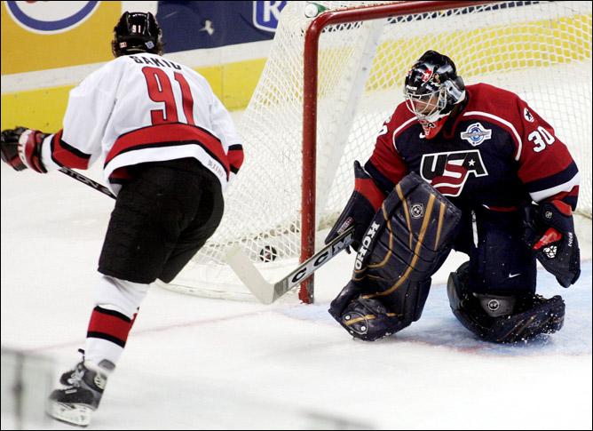 Хоккей. История чемпионатов мира. ЧМ-1994. Фото 03.