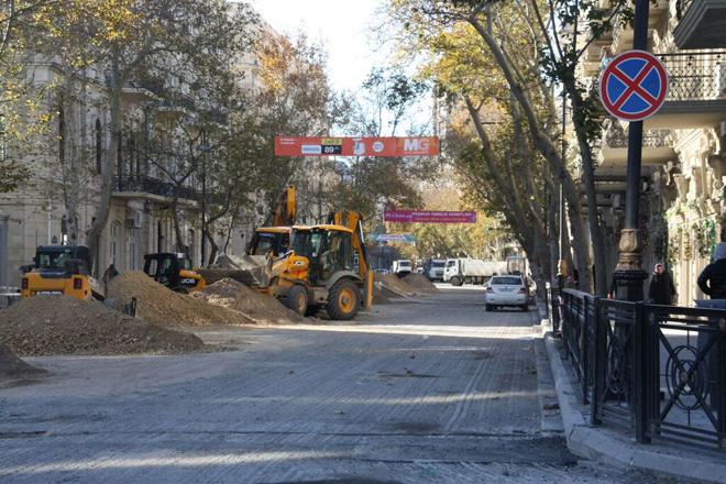 Баку готовится принять болиды Формулы-1
