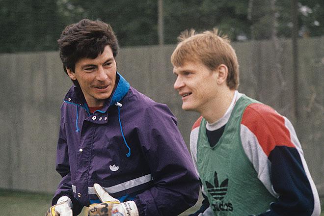 Ринат Дасаев и Сергей Горлукович