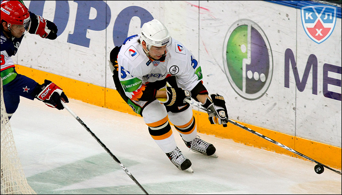 Никита Попов против СКА