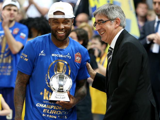 Тайриз Райс – MVP финала Еврокубка