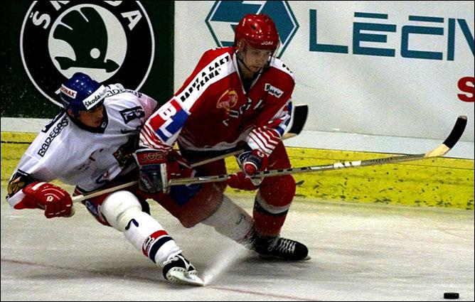 Хоккей. История чемпионатов мира. Часть 15. ЧМ-1995. Фото 03.