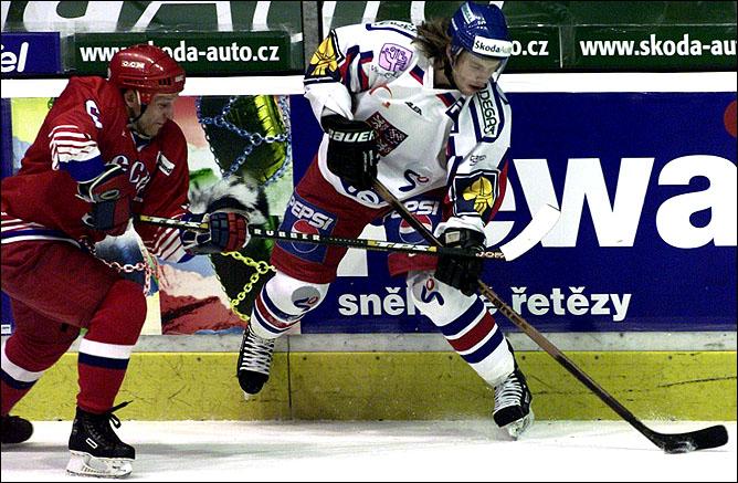 Хоккей. История чемпионатов мира. Часть 15. ЧМ-1995. Фото 04.