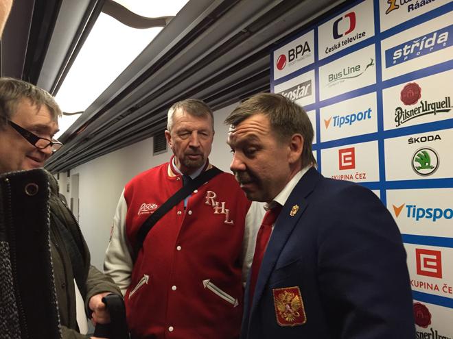 Знарок, Розанов и Гимаев