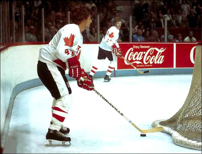 Топ-100 историй ИИХФ. История № 6. 1976. Первый Кубок Канады. Фото 02.