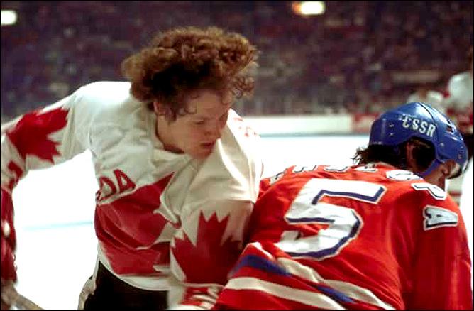 Топ-100 историй ИИХФ. История № 6. 1976. Первый Кубок Канады. Фото 03.