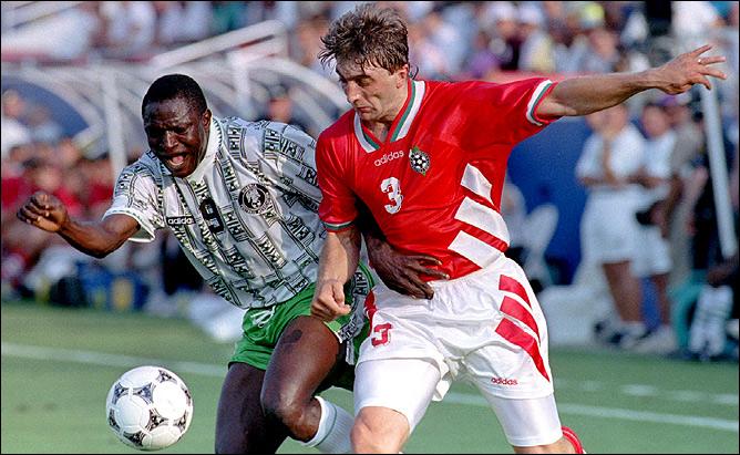 ЧМ-1994: Нигерия – Болгария.