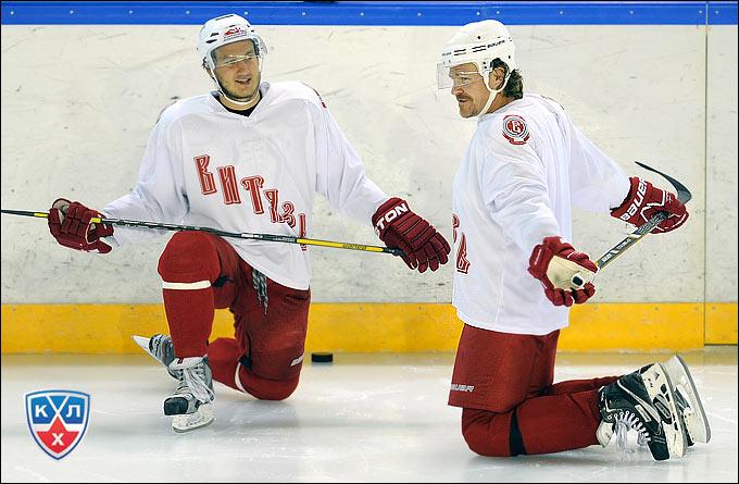 Никита Глотов и Сергей Розин