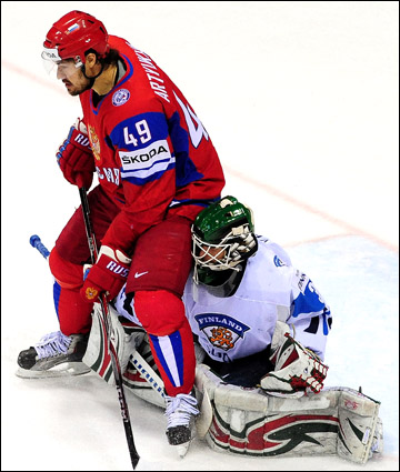 Россия против Финляндии