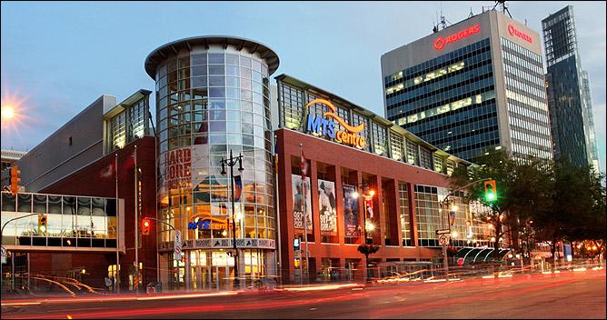 """""""МТС-Центр"""" — самая маленькая арена НХЛ"""