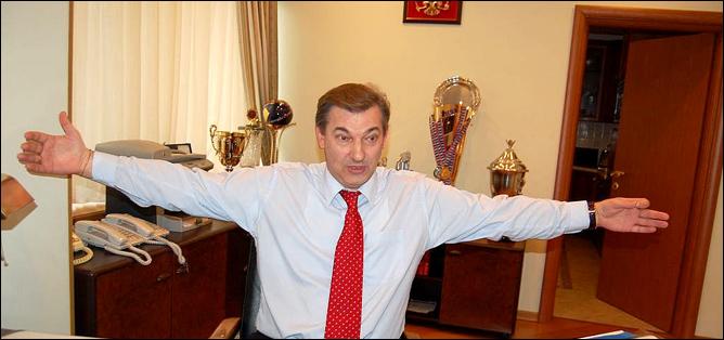 Владиславу Третьяку - 58 лет. Фото 07.