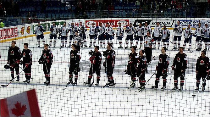 Хоккей. История чемпионатов мира. Часть 16. ЧМ-1996. Фото 01.