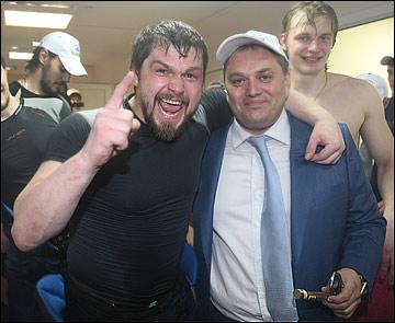 Анатолий Степанов и Олег Аминов