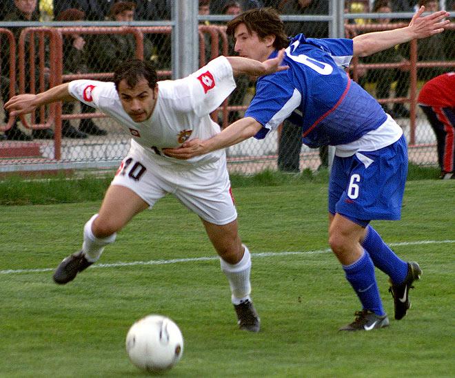 30 апреля 2003 года, Грузия – Россия – 1:0