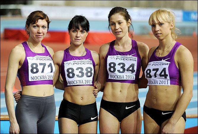 Александра Буланова, Екатерина Мартынова, Анна Балакшина и Елена Кофанова