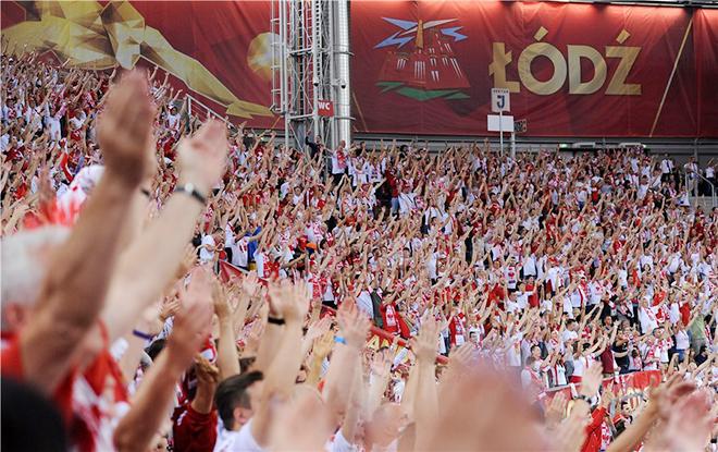 Польские болельщики – весомый аргумент в пользу хозяев