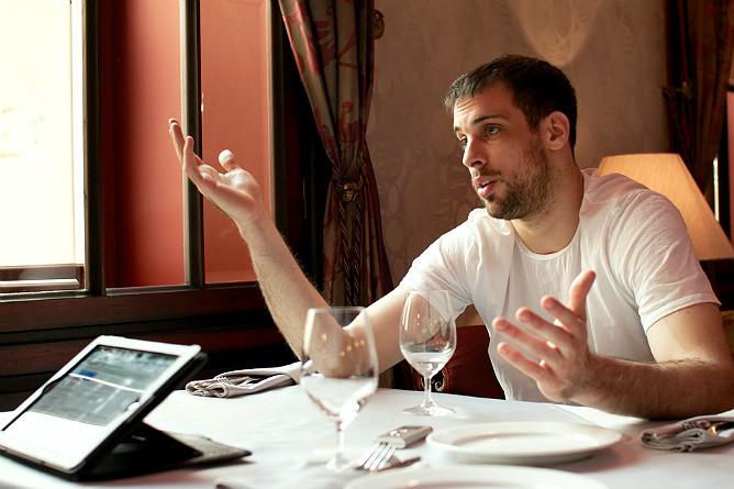 """Гальперин: многие бы хотели работать с Обрадовичем, ведь он вытворяет что-то невероятное с """"Пао"""""""
