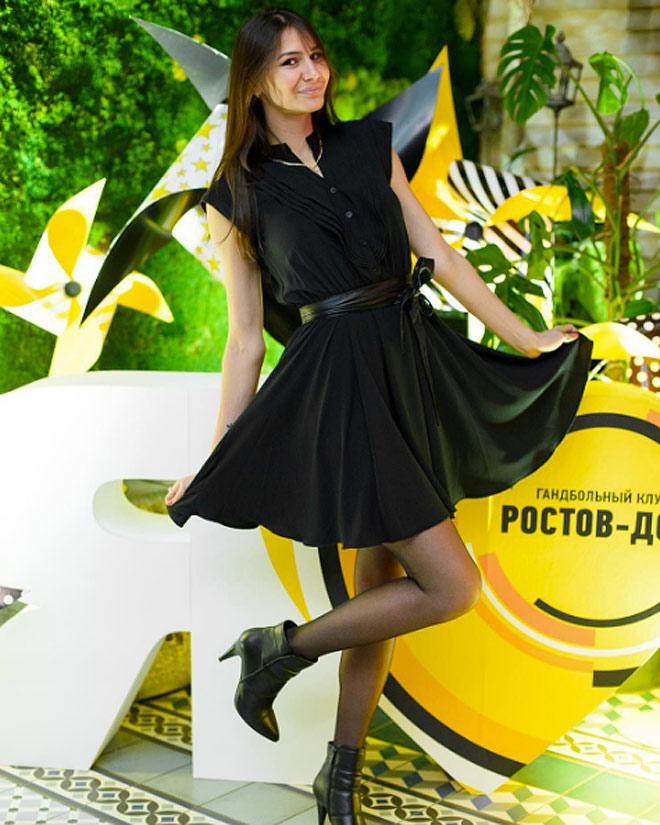 Красота дня. Екатерина Ильина, добивающая и броском, и взглядом