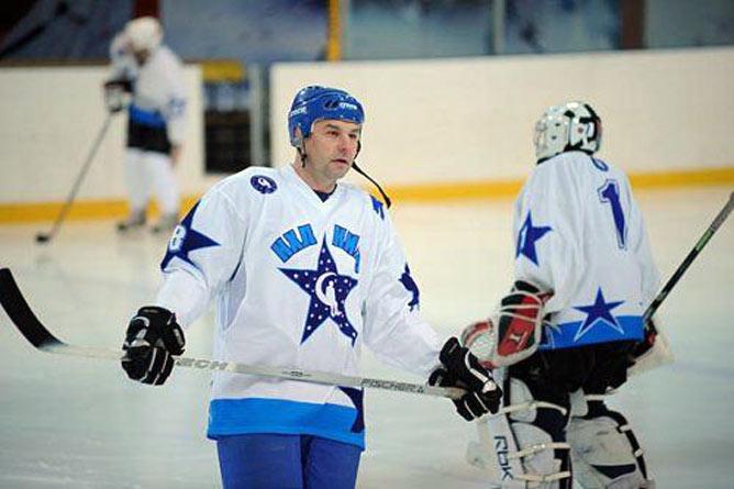 "Христич два раза принимал участие в ""Матче всех звёзд"" НХЛ"