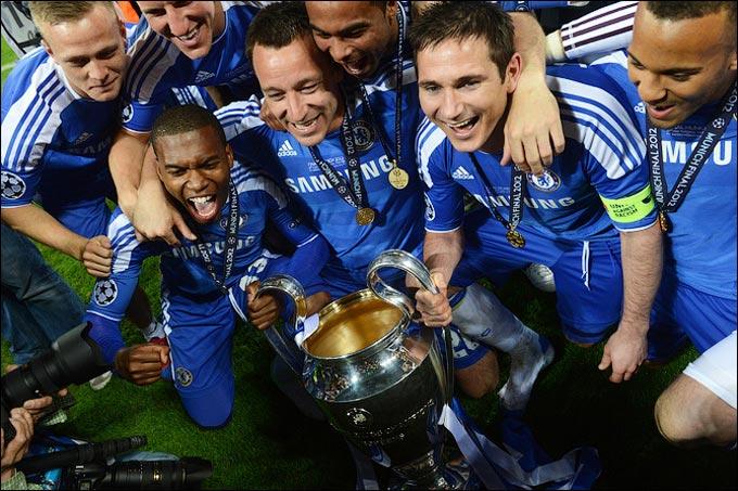 """""""Челси"""" — победитель Лиги чемпионов сезона-2011/2012"""
